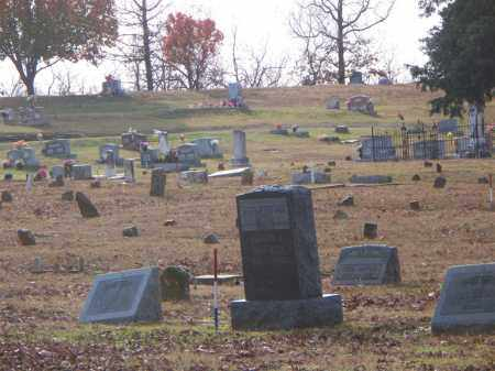 *MOUNTAIN VIEW, *OVERVIEW - Le Flore County, Oklahoma | *OVERVIEW *MOUNTAIN VIEW - Oklahoma Gravestone Photos