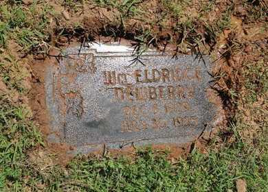 NEWBERRY, WILLIAM ELDRIDGE - Le Flore County, Oklahoma | WILLIAM ELDRIDGE NEWBERRY - Oklahoma Gravestone Photos