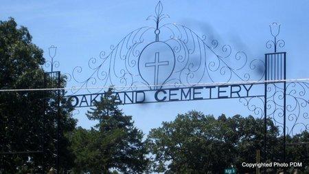 *OAKLAND GATE,  - Le Flore County, Oklahoma |  *OAKLAND GATE - Oklahoma Gravestone Photos