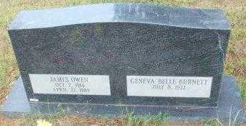 PATTERSON, JAMES OWEN - Le Flore County, Oklahoma | JAMES OWEN PATTERSON - Oklahoma Gravestone Photos