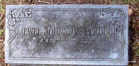 PERDUE, JEWEL - Le Flore County, Oklahoma   JEWEL PERDUE - Oklahoma Gravestone Photos