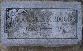 SCROGGINS, MARGARET ANN - Le Flore County, Oklahoma | MARGARET ANN SCROGGINS - Oklahoma Gravestone Photos