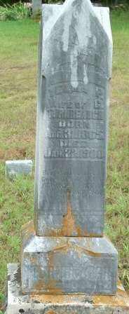TURNBEAUGH, VELMA P. - Le Flore County, Oklahoma   VELMA P. TURNBEAUGH - Oklahoma Gravestone Photos