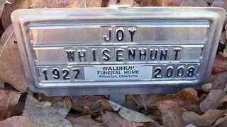 VAUGHT WHISENHUNT, JOY - Le Flore County, Oklahoma | JOY VAUGHT WHISENHUNT - Oklahoma Gravestone Photos