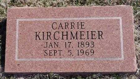 KIRCHMEIER, CARRIE ANN - Lincoln County, Oklahoma | CARRIE ANN KIRCHMEIER - Oklahoma Gravestone Photos