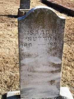 SUTTON, ISAAC R. - Logan County, Oklahoma | ISAAC R. SUTTON - Oklahoma Gravestone Photos