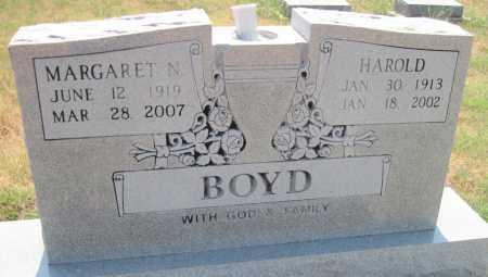 BOYD, MARGARET N - Mayes County, Oklahoma | MARGARET N BOYD - Oklahoma Gravestone Photos