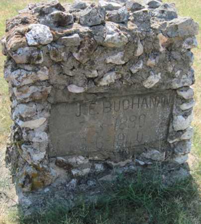 BUCHANAN, JOHN E - Mayes County, Oklahoma | JOHN E BUCHANAN - Oklahoma Gravestone Photos