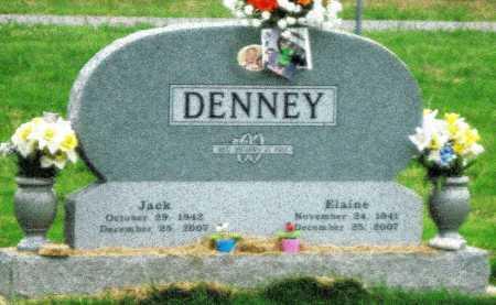 CHILDRESS DENNEY, NELMA ELAINE - Mayes County, Oklahoma | NELMA ELAINE CHILDRESS DENNEY - Oklahoma Gravestone Photos