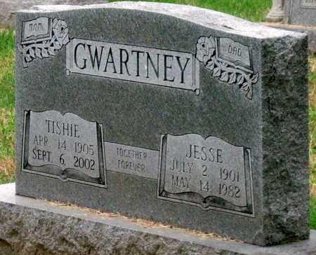 GWARTNEY, JESSE D - Mayes County, Oklahoma | JESSE D GWARTNEY - Oklahoma Gravestone Photos
