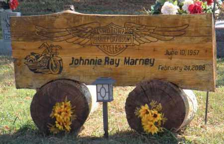 MARNEY, JOHNNIE RAY - Mayes County, Oklahoma | JOHNNIE RAY MARNEY - Oklahoma Gravestone Photos