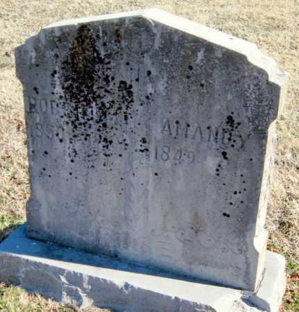 ROSE, ROBERT M - Mayes County, Oklahoma | ROBERT M ROSE - Oklahoma Gravestone Photos