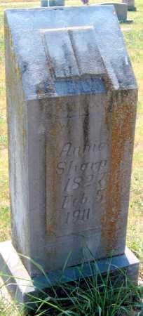 SHARP, ANNIE - Mayes County, Oklahoma | ANNIE SHARP - Oklahoma Gravestone Photos