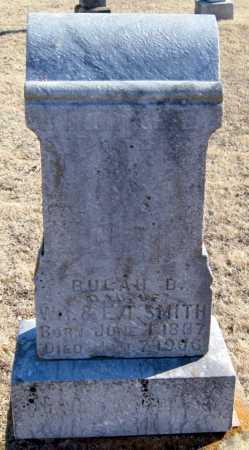 SMITH, BULAH B. - Mayes County, Oklahoma | BULAH B. SMITH - Oklahoma Gravestone Photos