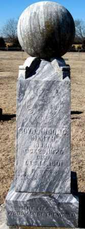 SMITH, LANDON C SOV.* - Mayes County, Oklahoma | LANDON C SOV.* SMITH - Oklahoma Gravestone Photos