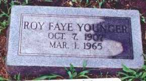 YOUNGER, ROY FAYE - Mayes County, Oklahoma   ROY FAYE YOUNGER - Oklahoma Gravestone Photos