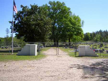 *BETHEL, *ENTRANCE - McCurtain County, Oklahoma | *ENTRANCE *BETHEL - Oklahoma Gravestone Photos