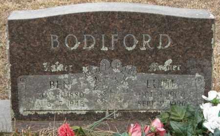 BODIFORD, BEN - McCurtain County, Oklahoma | BEN BODIFORD - Oklahoma Gravestone Photos
