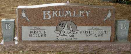 COOPER BRUMLEY, MARVELL - McCurtain County, Oklahoma | MARVELL COOPER BRUMLEY - Oklahoma Gravestone Photos