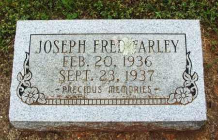 FARLEY, JOSEPH FRED - McCurtain County, Oklahoma | JOSEPH FRED FARLEY - Oklahoma Gravestone Photos