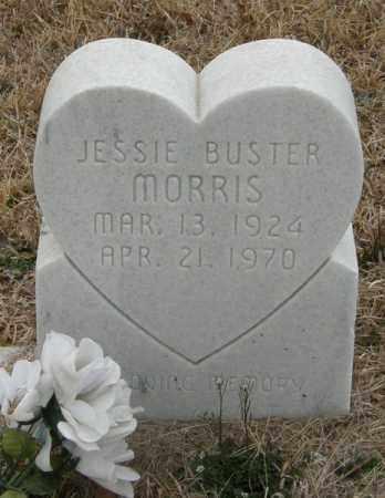MORRIS, JESSIE BUSTER - McCurtain County, Oklahoma | JESSIE BUSTER MORRIS - Oklahoma Gravestone Photos