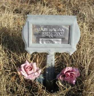 HAGAN, MARY ANN - McIntosh County, Oklahoma | MARY ANN HAGAN - Oklahoma Gravestone Photos