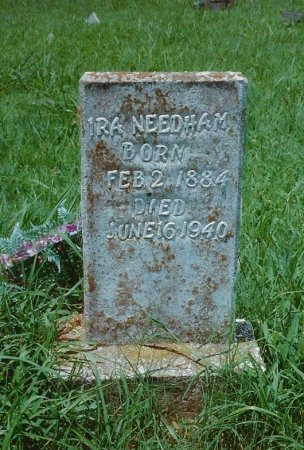 NEEDHAM, IRA - McIntosh County, Oklahoma | IRA NEEDHAM - Oklahoma Gravestone Photos