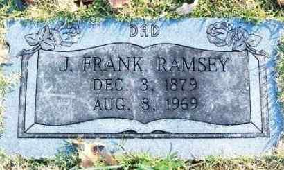 JOHN FRANKLIN, RAMSEY - Murray County, Oklahoma   RAMSEY JOHN FRANKLIN - Oklahoma Gravestone Photos
