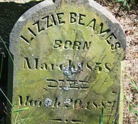 BEAMES, LIZZIE - Muskogee County, Oklahoma   LIZZIE BEAMES - Oklahoma Gravestone Photos