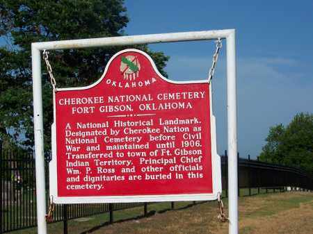 *HISTORICAL MARKER,  - Muskogee County, Oklahoma |  *HISTORICAL MARKER - Oklahoma Gravestone Photos