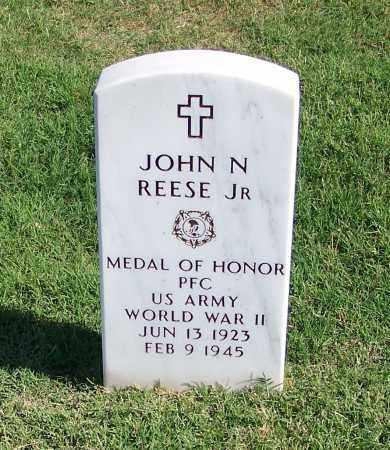 REESE JR., JOHN NOAH - Muskogee County, Oklahoma | JOHN NOAH REESE JR. - Oklahoma Gravestone Photos
