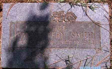 SMITH, FANNIE FERN - Muskogee County, Oklahoma | FANNIE FERN SMITH - Oklahoma Gravestone Photos