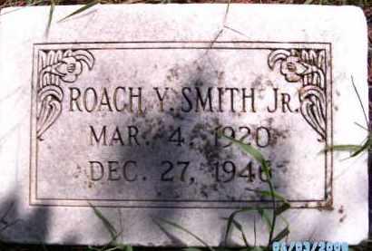 SMITH, ROACH Y - Muskogee County, Oklahoma | ROACH Y SMITH - Oklahoma Gravestone Photos