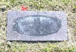 ADAIR, KENNETH W. - Nowata County, Oklahoma   KENNETH W. ADAIR - Oklahoma Gravestone Photos