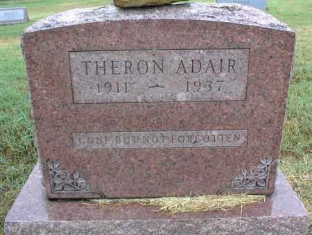 ADAIR, THERON - Nowata County, Oklahoma | THERON ADAIR - Oklahoma Gravestone Photos