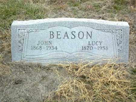 BEASON, LUCY - Nowata County, Oklahoma   LUCY BEASON - Oklahoma Gravestone Photos