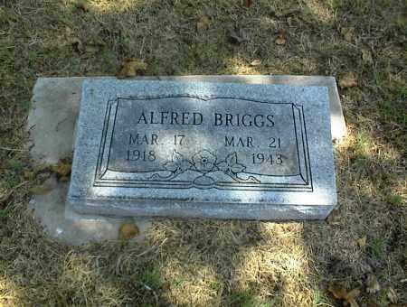 BRIGGS, ALFRED - Nowata County, Oklahoma | ALFRED BRIGGS - Oklahoma Gravestone Photos