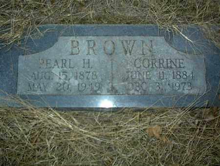 BROWN, PEARL H. - Nowata County, Oklahoma | PEARL H. BROWN - Oklahoma Gravestone Photos
