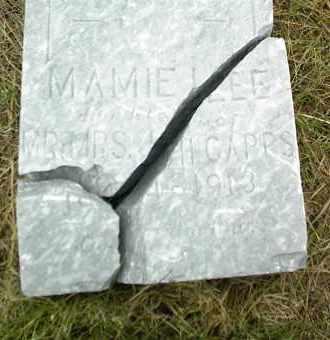CAPPS, MAMIE LEE - Nowata County, Oklahoma   MAMIE LEE CAPPS - Oklahoma Gravestone Photos