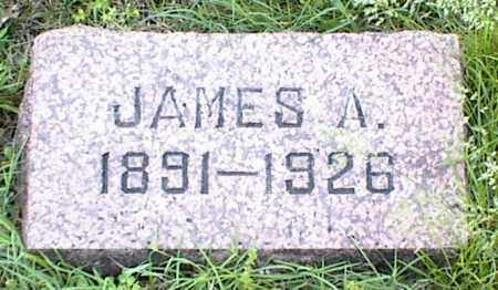 CARPENTER, JAMES A. - Nowata County, Oklahoma | JAMES A. CARPENTER - Oklahoma Gravestone Photos