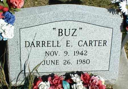 CARTER, DARRELL E. - Nowata County, Oklahoma | DARRELL E. CARTER - Oklahoma Gravestone Photos