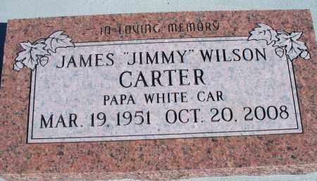 CARTER, JAMES WILSON - Nowata County, Oklahoma | JAMES WILSON CARTER - Oklahoma Gravestone Photos