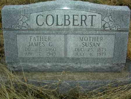 COLBERT, JAMES G. - Nowata County, Oklahoma | JAMES G. COLBERT - Oklahoma Gravestone Photos
