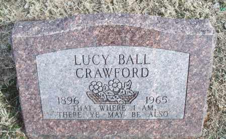 CRAWFORD, LUCY - Nowata County, Oklahoma | LUCY CRAWFORD - Oklahoma Gravestone Photos