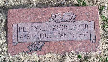 CRUPPER, PERRY - Nowata County, Oklahoma | PERRY CRUPPER - Oklahoma Gravestone Photos