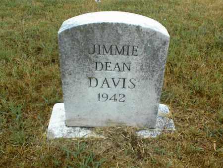DAVIS, JIMMIE DEAN - Nowata County, Oklahoma | JIMMIE DEAN DAVIS - Oklahoma Gravestone Photos
