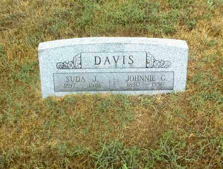 DAVIS, SUDA J. - Nowata County, Oklahoma | SUDA J. DAVIS - Oklahoma Gravestone Photos