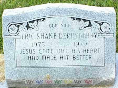 DERRYBERRY, ERIC SHANE - Nowata County, Oklahoma | ERIC SHANE DERRYBERRY - Oklahoma Gravestone Photos