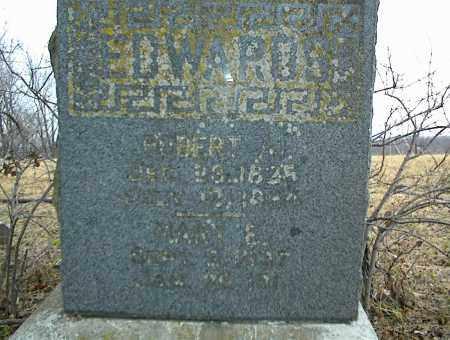 EDWARDS, MARY E. - Nowata County, Oklahoma | MARY E. EDWARDS - Oklahoma Gravestone Photos