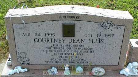 ELLIS, COURTNEY JEAN - Nowata County, Oklahoma | COURTNEY JEAN ELLIS - Oklahoma Gravestone Photos